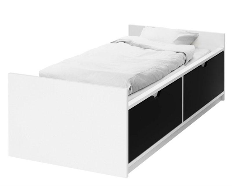 Forrar muebles con vinilo adhesivo mismo mueble y - Mueble cama ikea ...