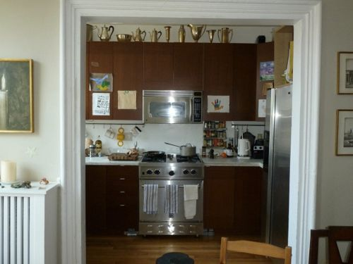 forrar los armarios de la cocina con vinilo