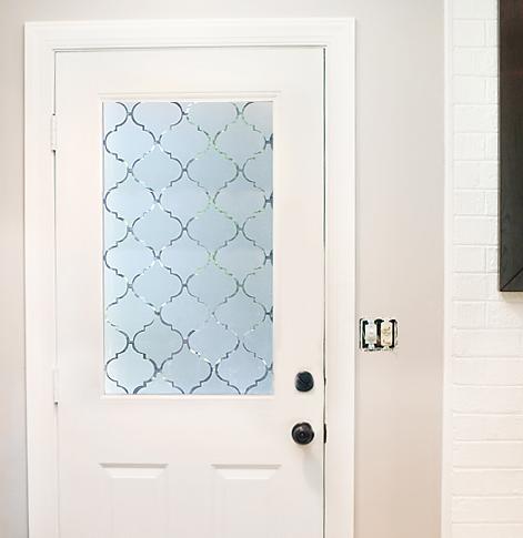 C mo decorar con vinilo efecto cido - Puertas con vinilo ...
