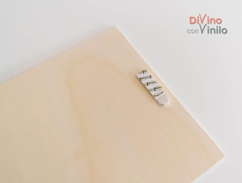 colgador para collares y pendientes DIY