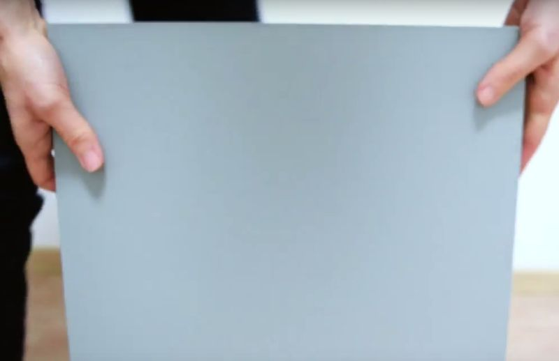 cómo forrar una puerta con vinilo adhesivo