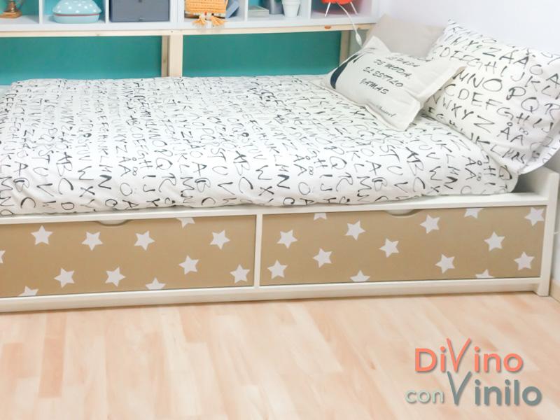 Forrar muebles con vinilo adhesivo mismo mueble y for Forrar muebles con papel adhesivo