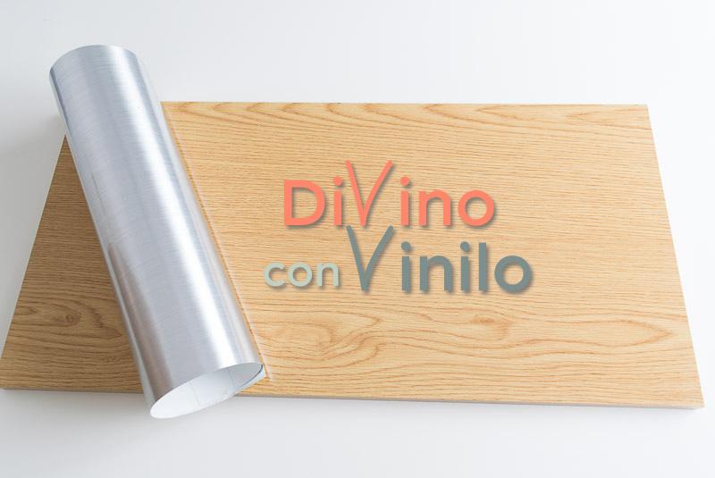 C mo forrar con vinilo efecto acero inoxidable v deo - Vinilos efecto madera ...