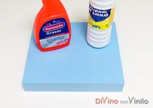 cómo despegar el vinilo adhesivo