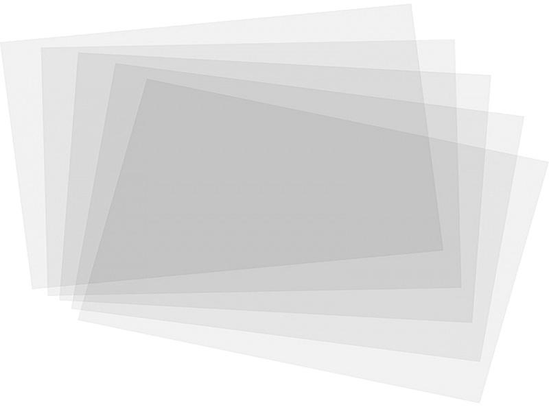 láminas de acetato