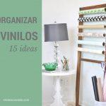 15 ideas para organizar vinilos adhesivos que te van a encantar